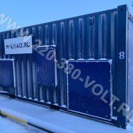 Нагрузочный стенд НМ-3500-Т400-К3 для АЭС