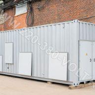 Нагрузочная станция в контейнере НМ-5000-Т400-К2